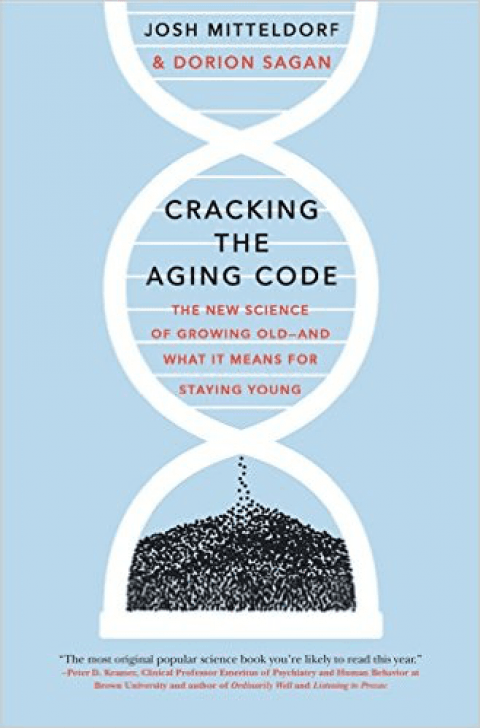 Book review: Cracking the Aging Code – Aging is a feature, not a bug