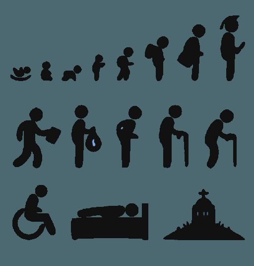 Aging as a developmental process